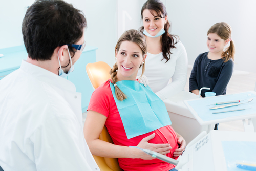 Dental Care During Pregnancy: What Are The Facts?