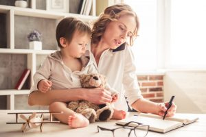 10 Easy Ways For Busy Moms To Be Healthier In Life