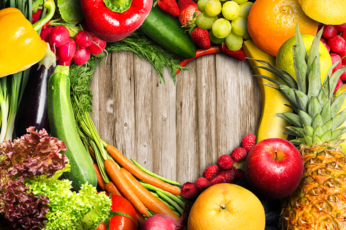 What Should Be A Healthy Diet For A Good Physique