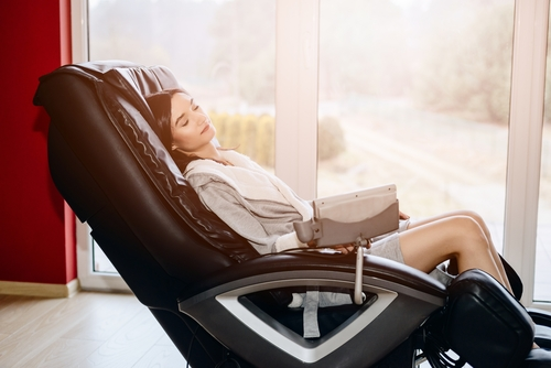 Why Massage Chairs Are Beneficial For Your Health