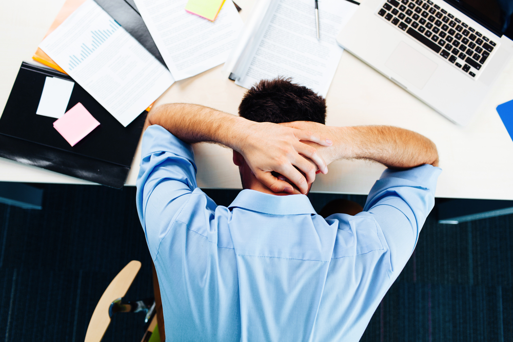 How Can I Easily Move into a More Stressful Job?
