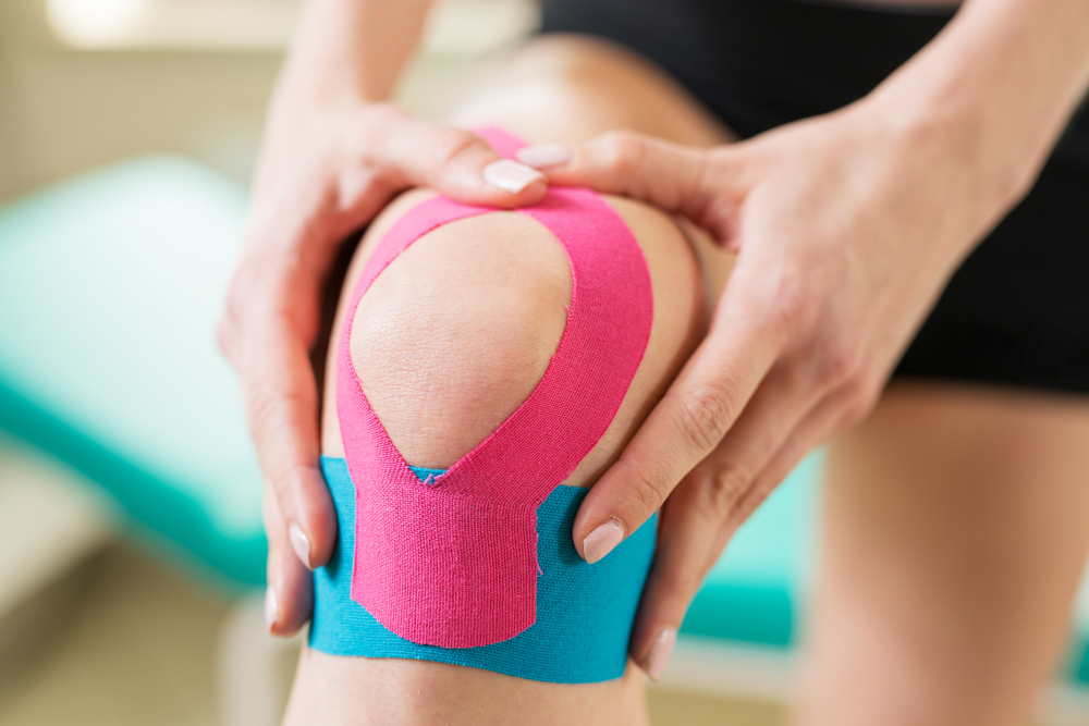 Kinesiology Taping: The Modern Therapy For Pain Relief