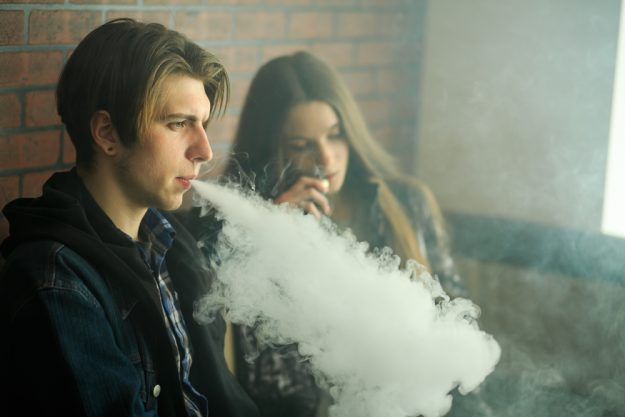 Why Are So Many Kids Vaping? It Could Be Unresolved Childhood Trauma