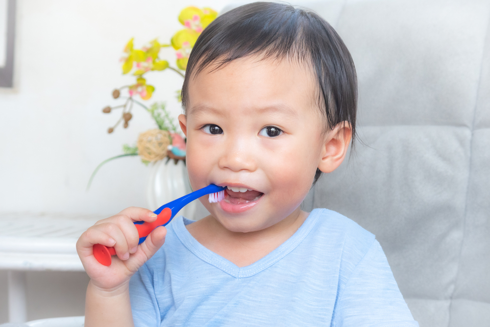 How To Introduce Dental Hygiene To Children