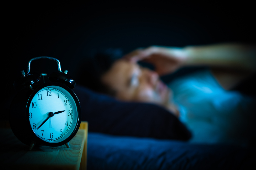 Sleepless Night? Main Causes & Four Best Natural Herbs To Help You Fall Asleep
