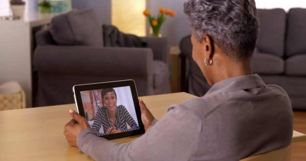 How To Keep Your Elderly Family Connected During This Time