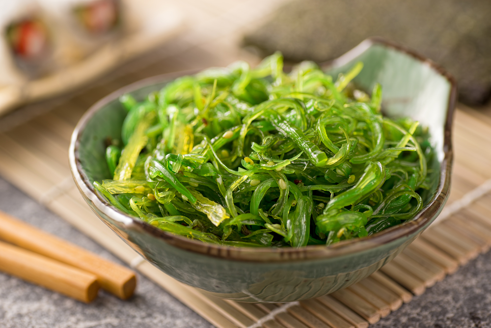 Nutrition Tips: Is Seaweed Salad Healthy For You?