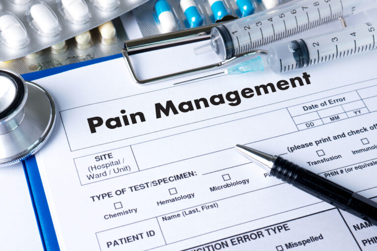 find a pain management doctor