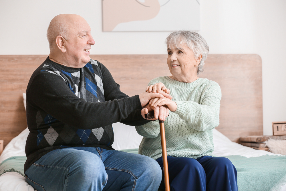 getting neurological care at home