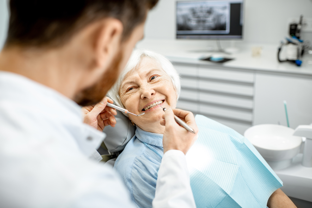 Maintaining Your Dental Health Through The Golden Years