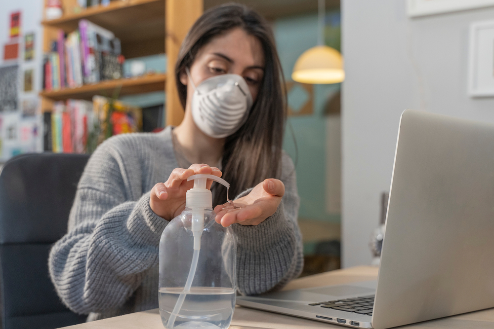 monitoring your health while in quarantine
