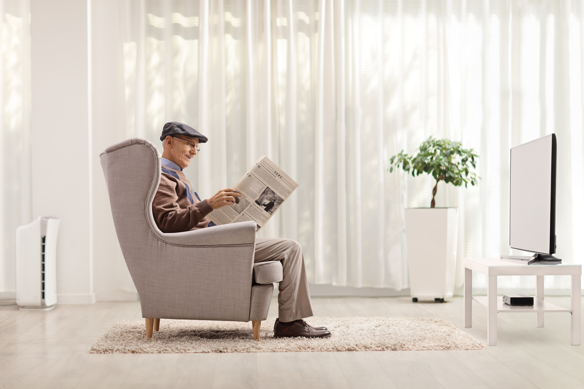 How Do Kirton Chairs Help Manage Elderly Health