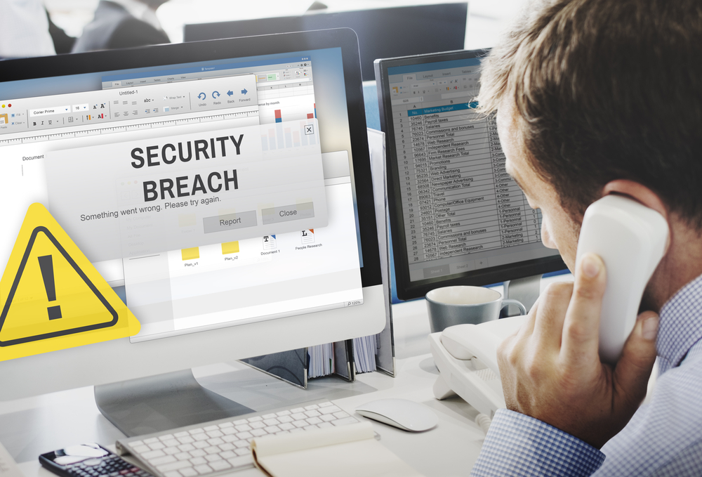 security breaches in healthcare sector while working from home