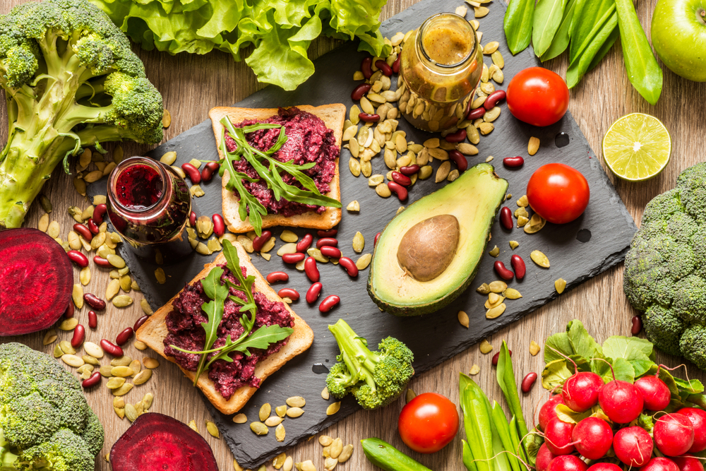 vegan wellness and health benefits of plant based diets