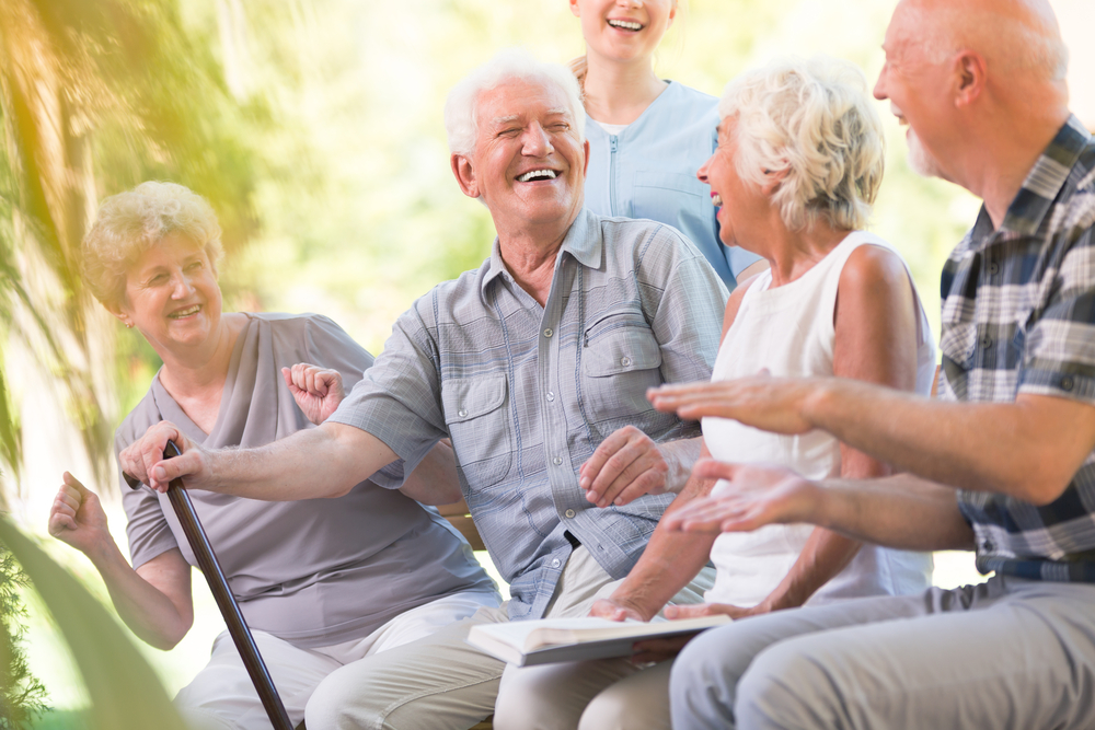 Maintaining a Healthy and Happy Life in Your Golden Years
