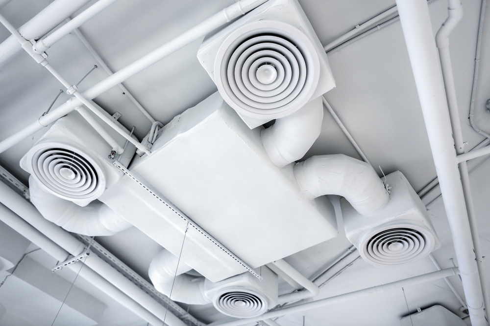 Ventilation System to slow spread of covid-19