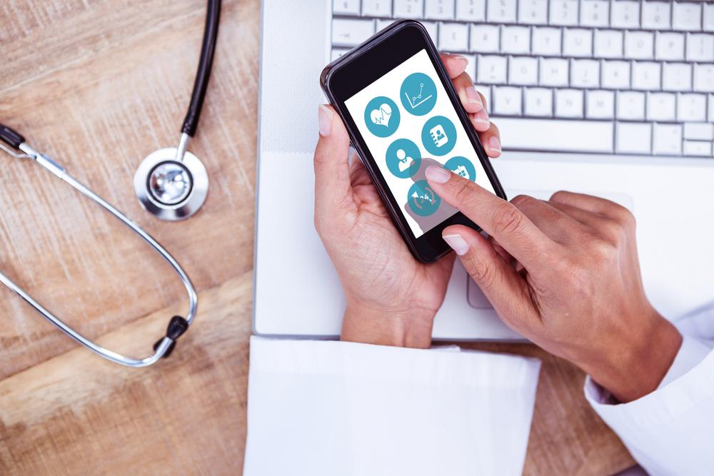 healthcare app development prototypes
