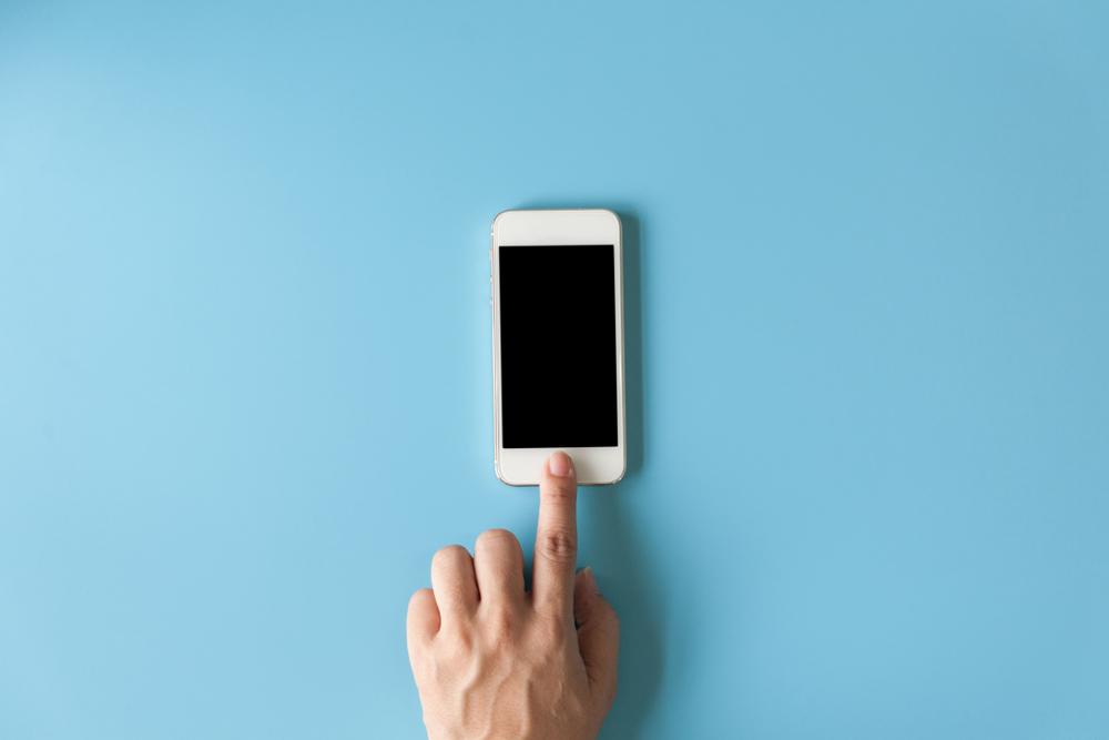 minimalist smartphone