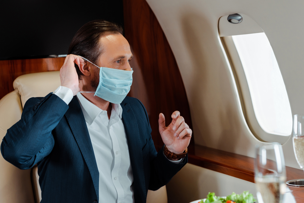 private jet benefits during pandemic