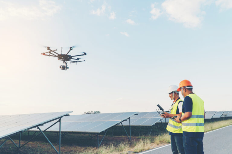 drone workplace safety
