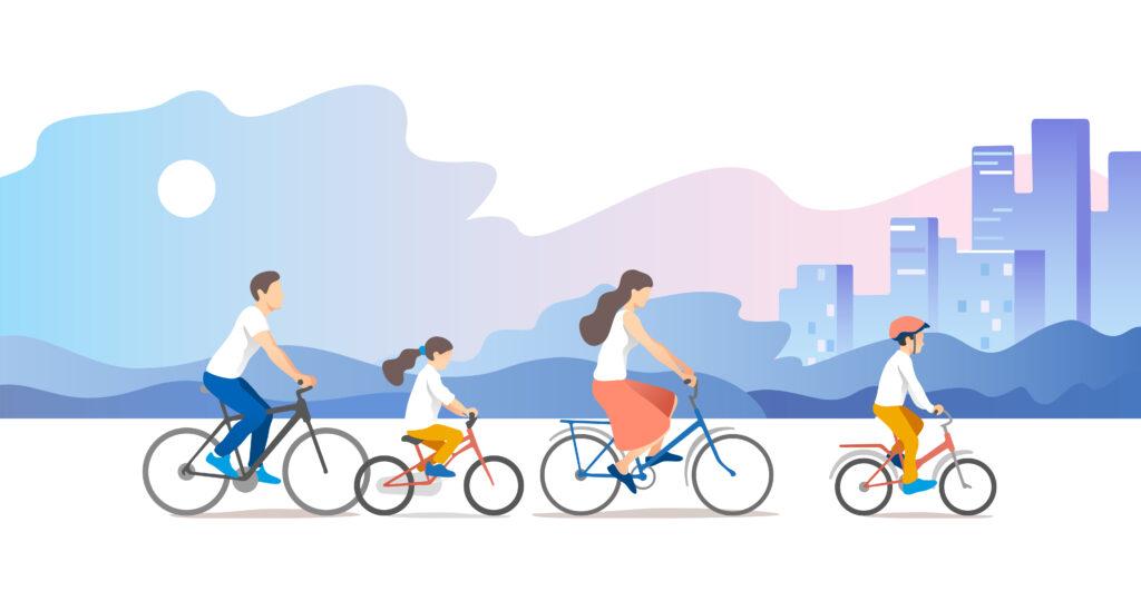 cycling health