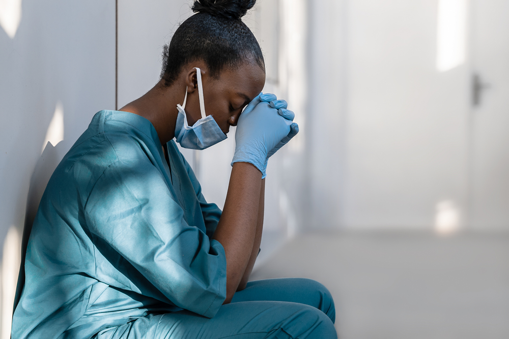 stress management for healthcare workers