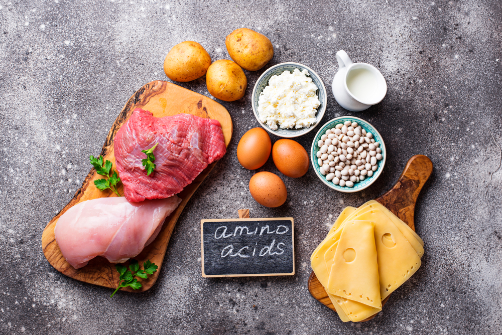 Four Huge Health Benefits of Taking Essential Amino Acids