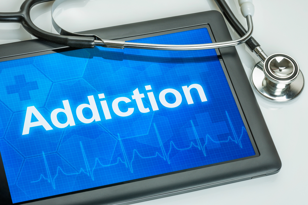 substance abuse recovery and technology