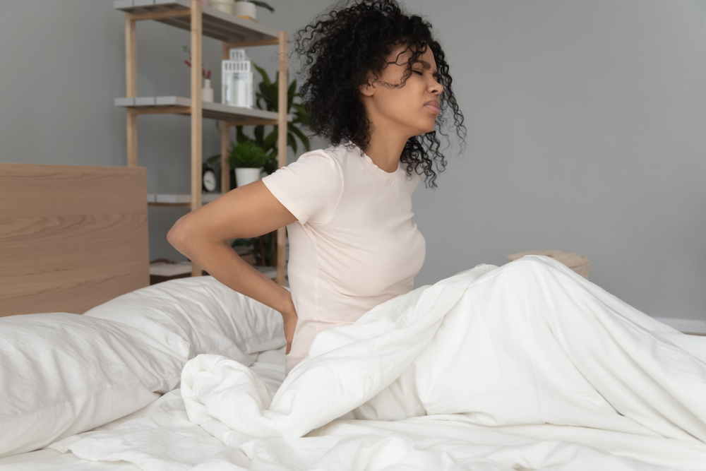 bad mattress causing health issues