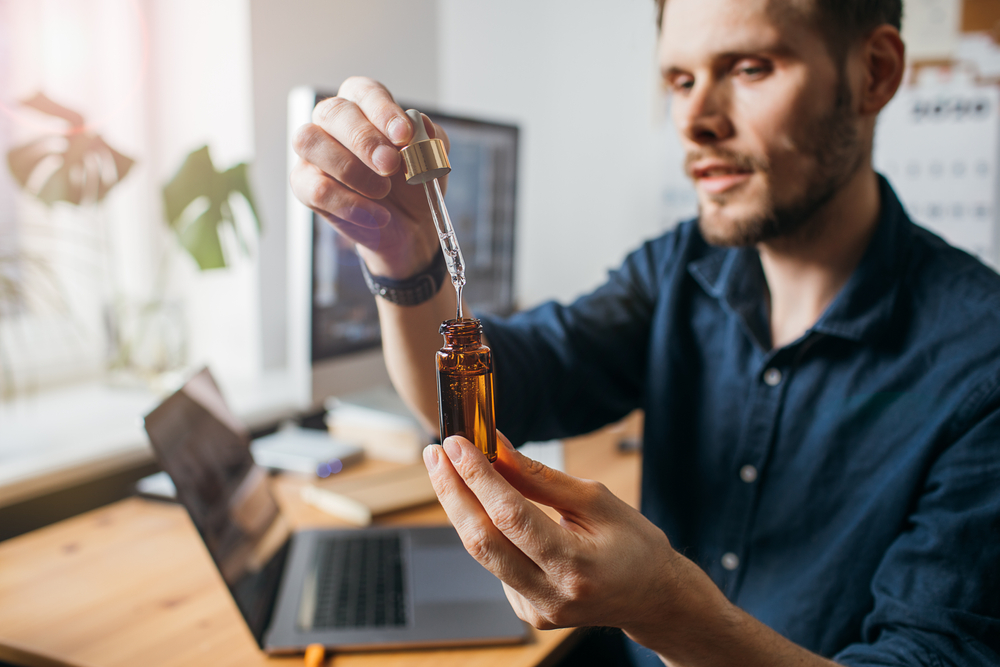 cbd products and skincare