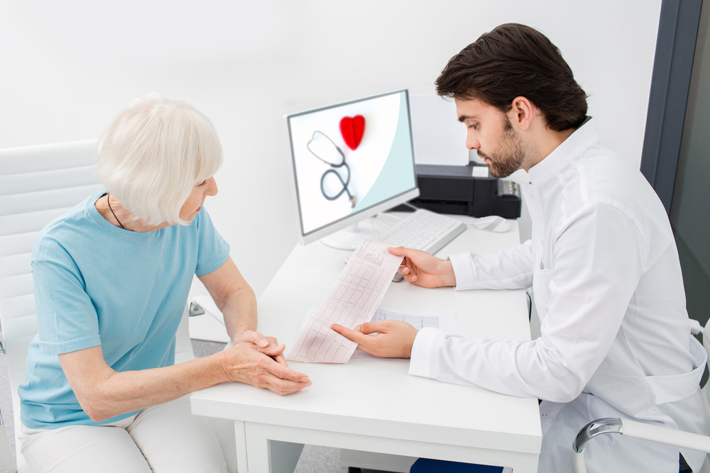 technology and older patients