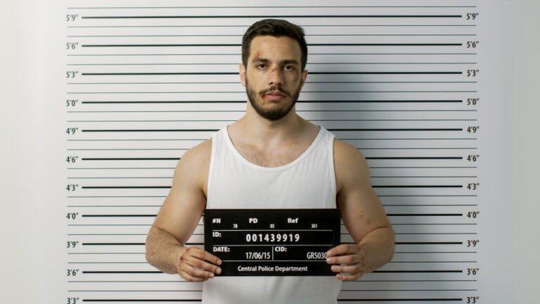 mugshot for medical lawsuit