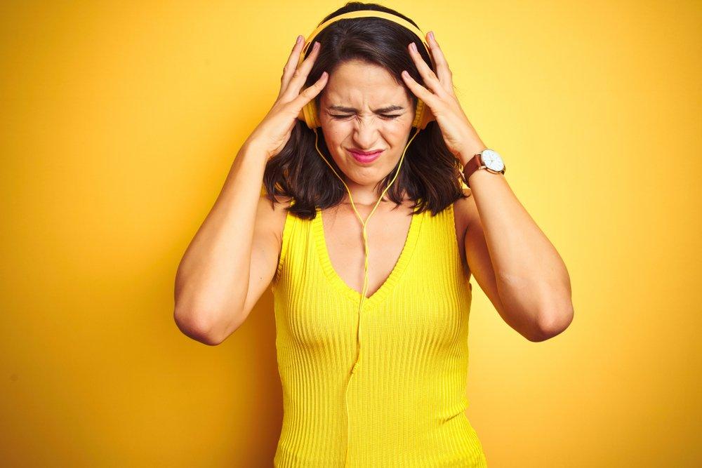 headphones can create health problems