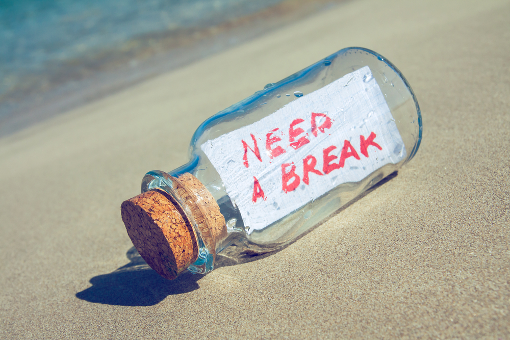 health benefits of taking a vacation to reduce stress