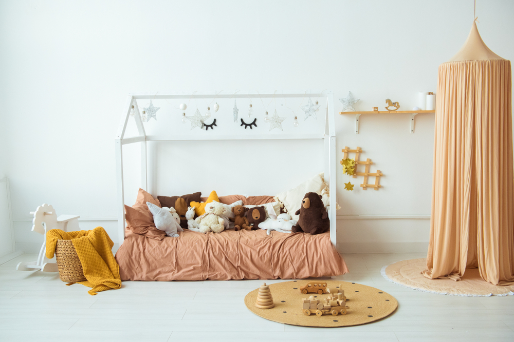 cabin beds for child safety