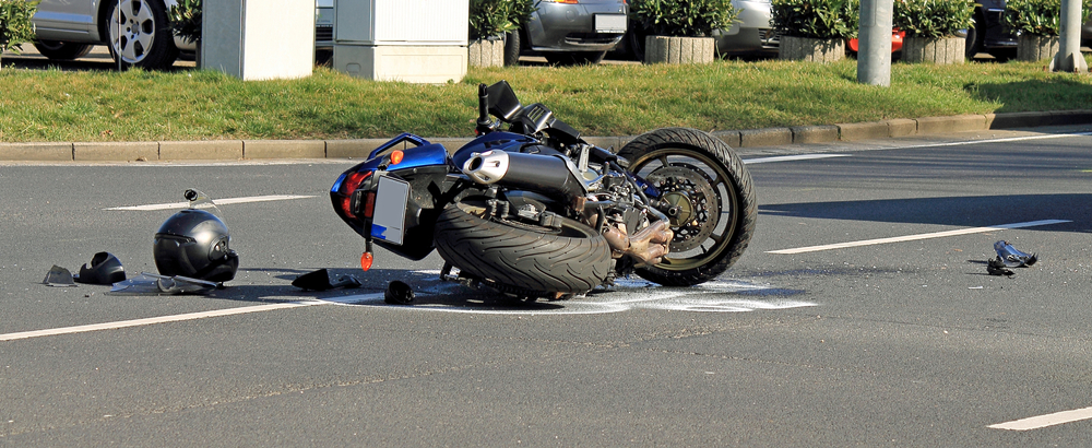 what to do after a motorcycle accident and getting harassed